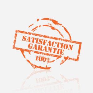 satsfaction garantie